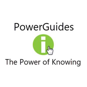 PowerGuides logo