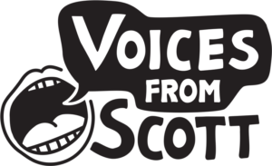 Voices From Scott logo
