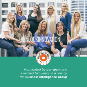 ttcInnovations Awarded Best Places To Work Second Year In A Row!