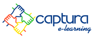 Captura e-learning logo
