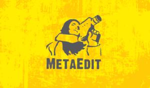 MetaEdit logo