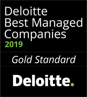 Gold Standard For Learning Pool In Deloitte's Best Managed Companies 2019