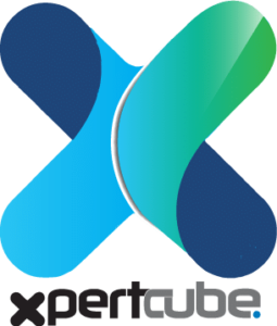 Xpertcube E learning logo