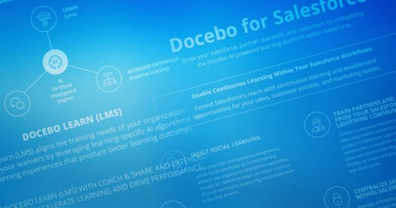 Introducing The New Docebo For Salesforce