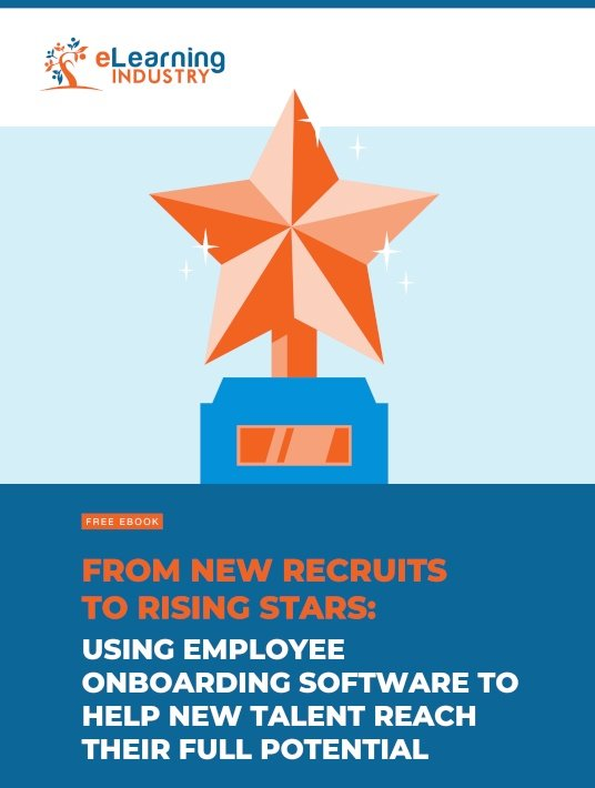 Free Ebook: From New Recruits To Rising Stars: Using Employee Onboarding Software To Help New Talent Reach Their Full Potential