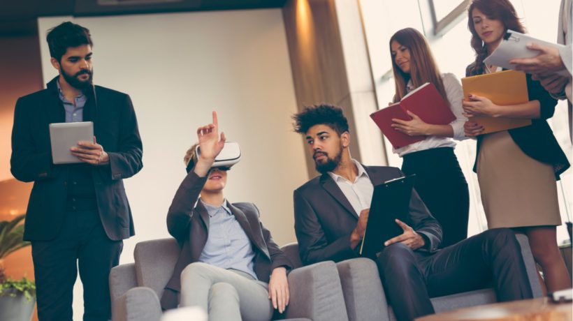 How To Leverage VR Training To Create Better Onboarding Experiences
