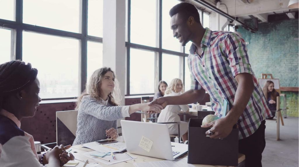 The Onboarding Process: How To Help New Hires Adapt To A New Environment
