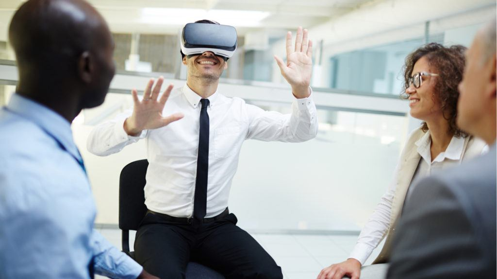 Ultimate Trends In VR Training: Application To Employee Onboarding