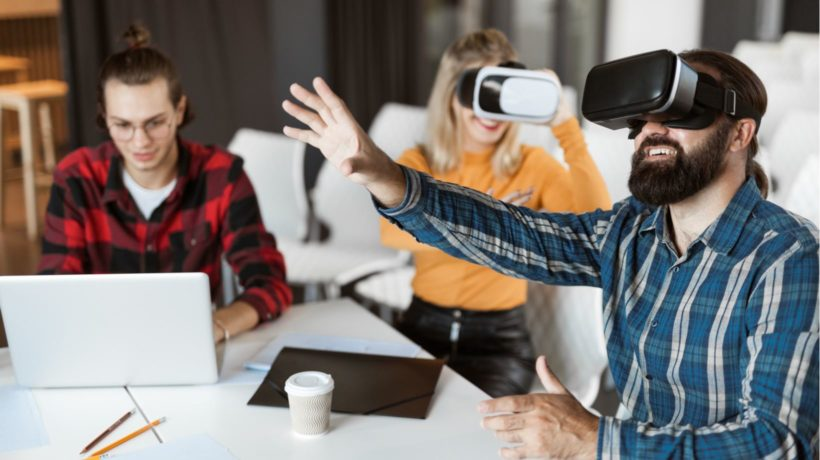Virtual Reality Employee Training Is Here: Should You Adopt It?