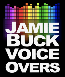 Jamie Buck Voice Overs logo