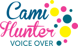 Cami Hunter Voiceover logo