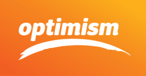 Optimism logo