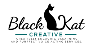 Black Kat Creative logo