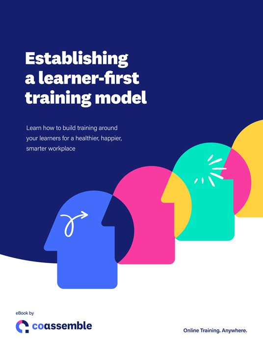 Free Ebook: Establishing A Learner-First Training Model