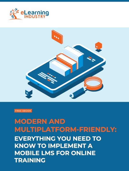 Free Ebook: Modern And Multiplatform-Friendly: Everything You Need To Know To Implement A Mobile LMS For Online Training