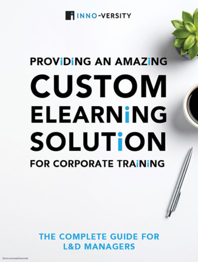 Providing An Amazing Custom eLearning Solution For Corporate Training