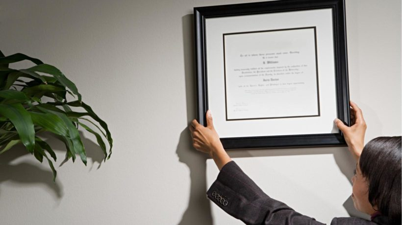 Why Training Certificates Are A Must In Every Corporate Organization
