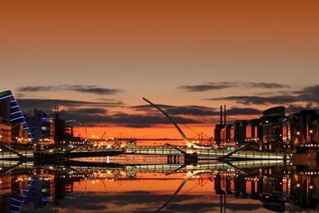 Sponge Moves Into Dublin's 'Silicon Docks'