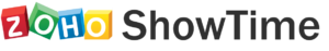 Zoho ShowTime logo