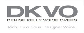 Denise Kelly Voice Overs Inc logo