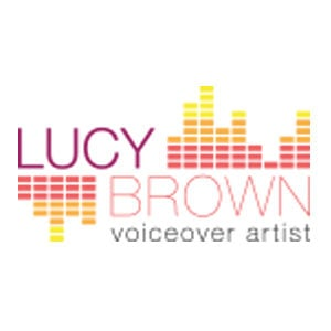 Lucy Brown Voiceovers logo