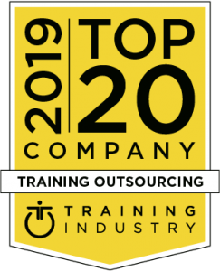 LEO Learning Recognized As A 2019 Training Outsourcing Top 20 Company