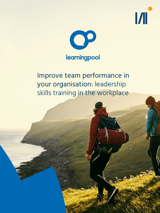 Free Ebook: Improve Team Performance In Your Organisation: Leadership Skills Training In The Workplace