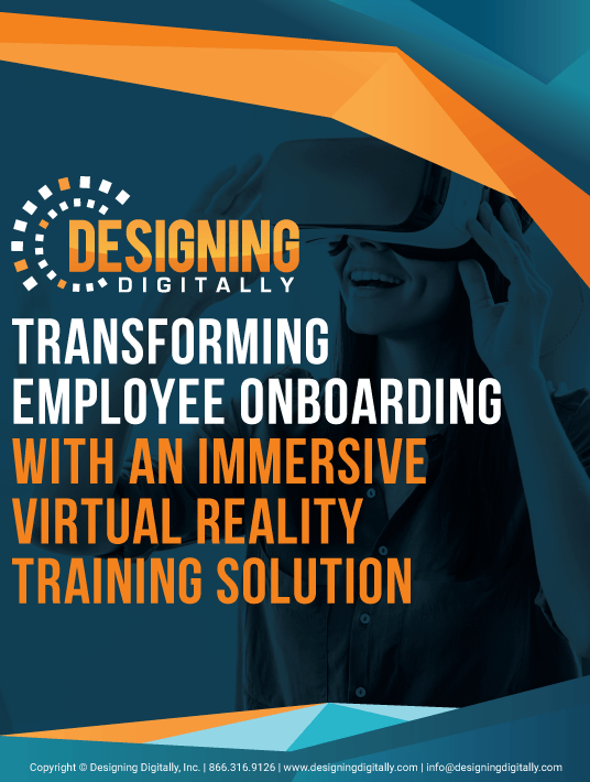 Free Ebook: Transforming Employee Onboarding With An Immersive Virtual Reality Training Solution