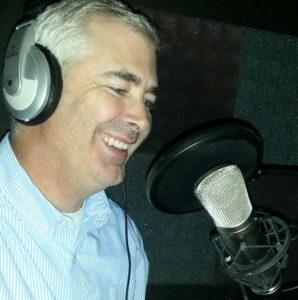 Jim Rush Voice Over logo