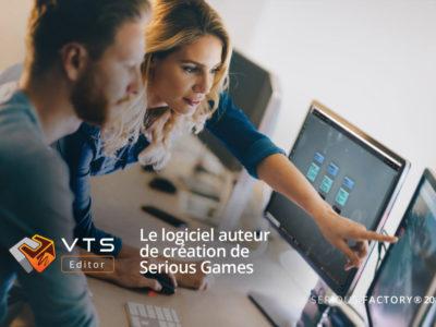 Screenshot of VTS Editor