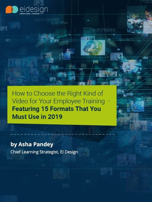 How To Choose The Right Kind Of Video For Your Employee Training - Featuring 15 Formats That You Must Use In 2019