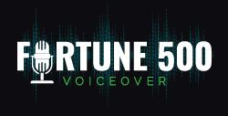 Fortune 500 Voiceover logo
