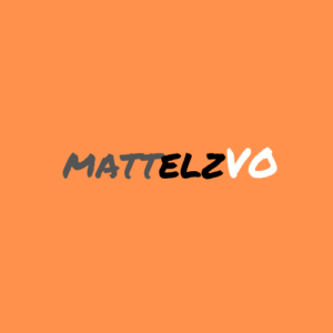 Matt Elzweig Voice Over logo