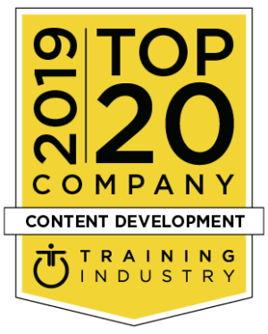 LEO Learning Identified As A 2019 Top 20 Content Development Company