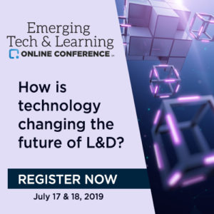 Emerging Tech & Learning Online Conference