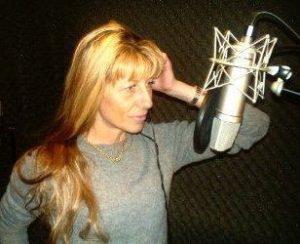Claudia Voice Talent logo