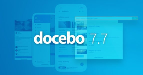 Enterprise Learning Personalization Takes Off With Docebo 7.7