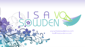 Lisa Sowden Voice Over logo