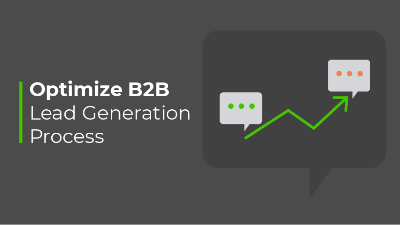 Optimize B2B Lead Generation Process With Marketing Automation