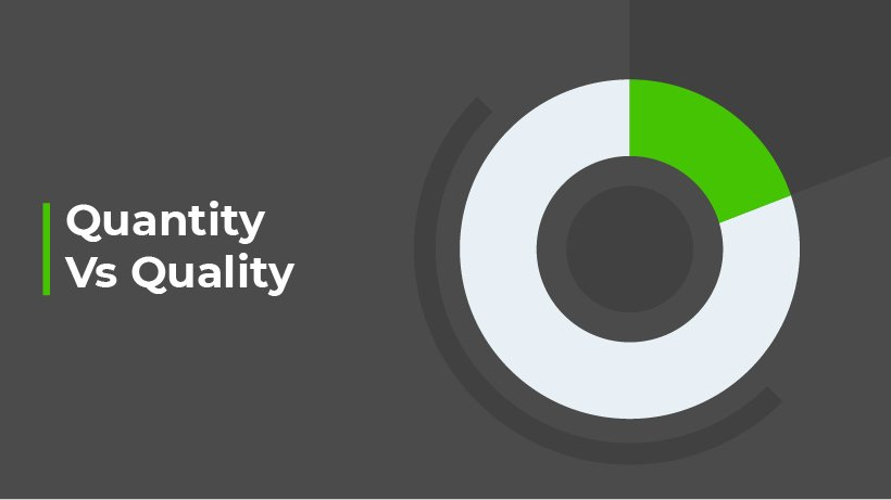 Quantity Vs Quality How To Generate Better Leads From Your eLearning eBook