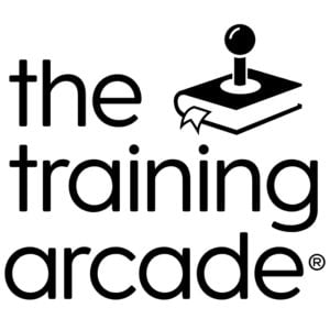 The Training Arcade logo