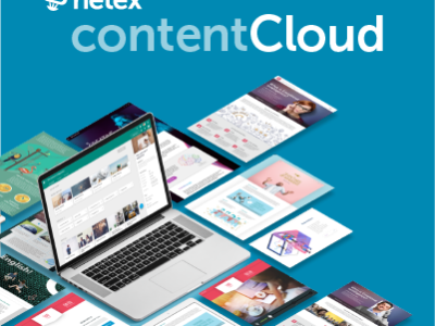 Screenshot of Netex contentCloud™