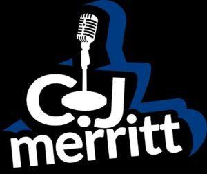 C.J. Merritt Productions logo