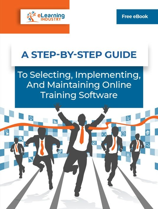 Free Ebook: A Step-By-Step Guide To Selecting, Implementing, And Maintaining Online Training Software