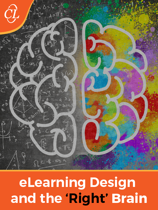Free Ebook: eLearning Design And The 'Right' Brain
