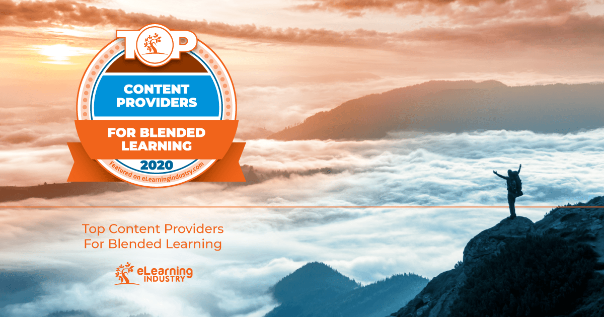 Top 10 eLearning Content Providers For Blended Learning In 2020