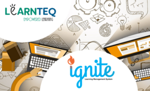 IGNITE Learning Management System logo