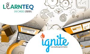 IGNITE Learning Management System logo