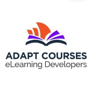 Adapt Courses logo