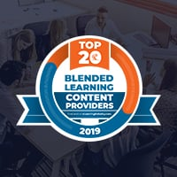 EI Design Ranks #2 In The Top 20 eLearning Content Providers For Blended Learning For 2019 By eLearning Industry Inc. image